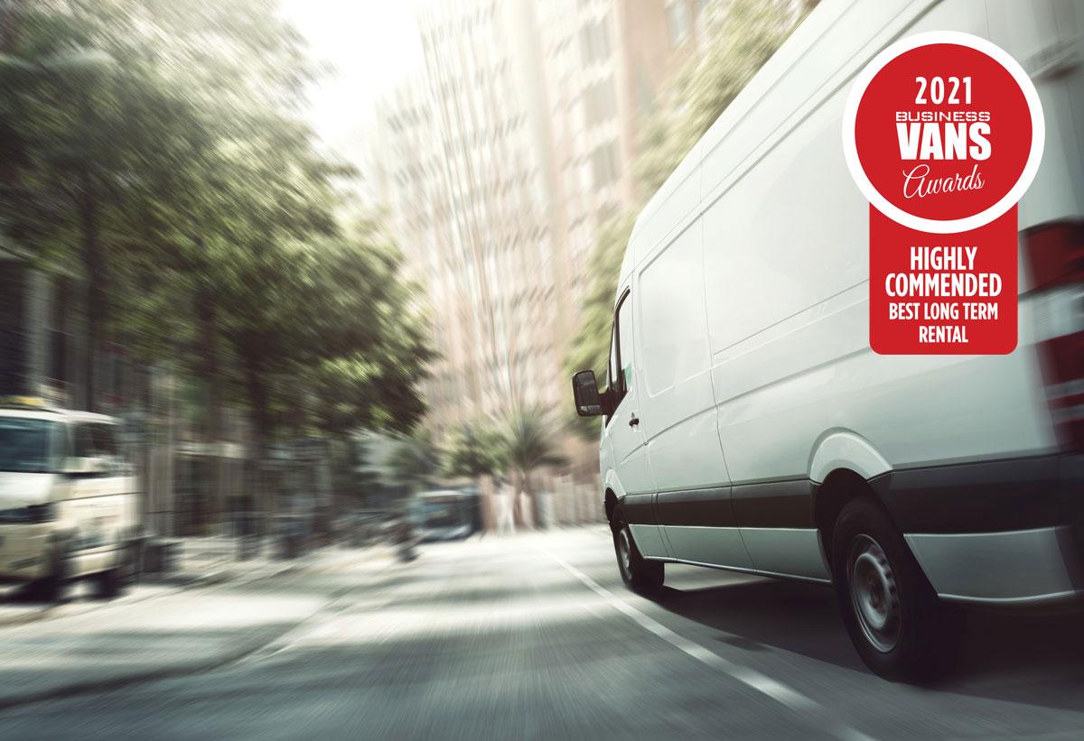 northgate long van rental