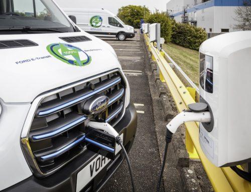 Rapid EV uptake planned by four in 10 fleets
