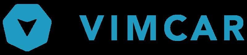 Vimcarlogo blue