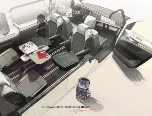 New VW Multivan tops the table