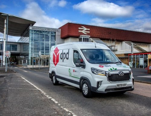 Lockdown home deliveries spark surge in e-van orders