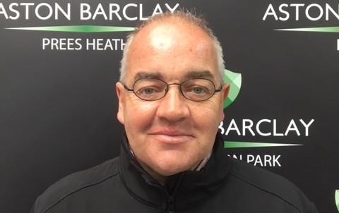 Geoff Flood Aston Barclay 1