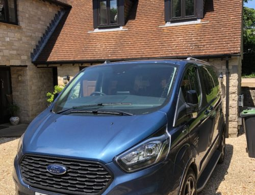 Long term update – Ford Tourneo Active end of term report