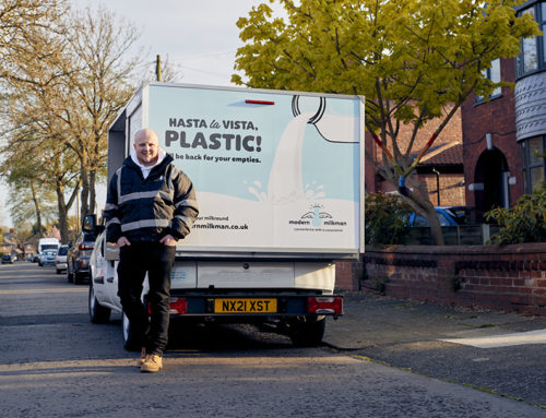 Home shopping growth changes attitude to commercial vehicle branding